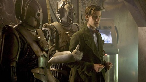 Cybermen and the Doctor