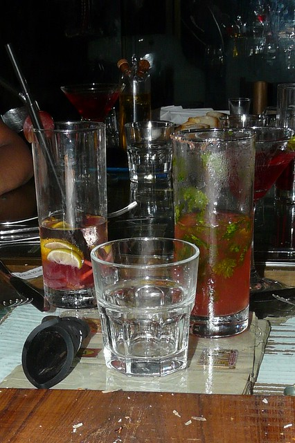 more drinks