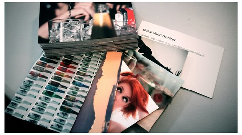 Mis moo cards para el proyecto 100 Strangers / 100 Desconocidos