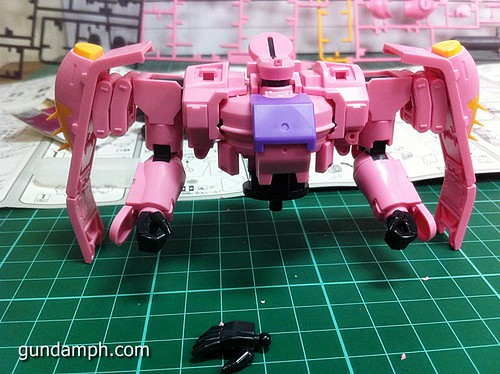 HG 144 Tieren Taozi Review OOB Build (20)