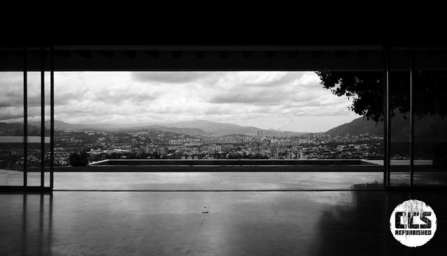 Caracas desde el Centro Simón Díaz