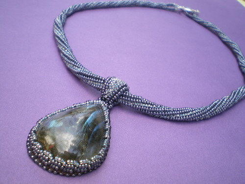 Northern Lights Labrodorite Necklace