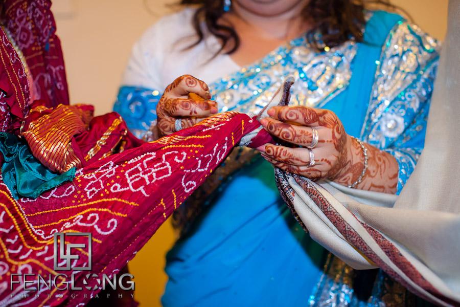Tying Knot | Shamz & Sana's Wedding Day 2 | Hyatt Place Atlanta Airport South | Atlanta Indian Photographer