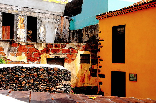 Chapter 3 - La Gomera, Isle of colors (#6): Ruins and colors