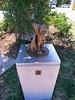 パーマン銅像
