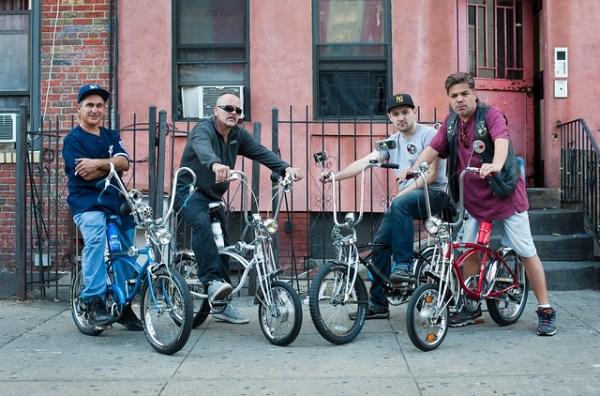 Classic Riders: Bushwick Brooklyn