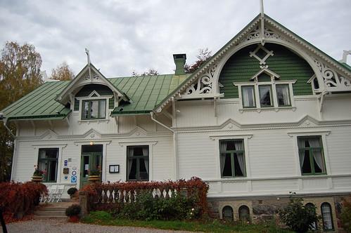 Villa Sjötorp in Ljungskile