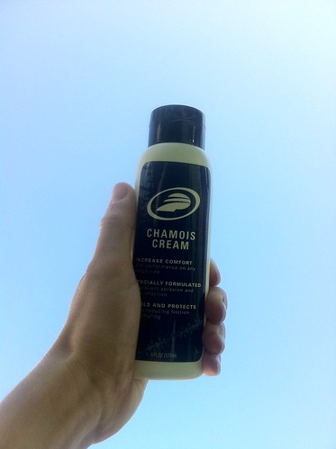 Sunday's Ride: IN CHAMOIS CREAM WE TRUST