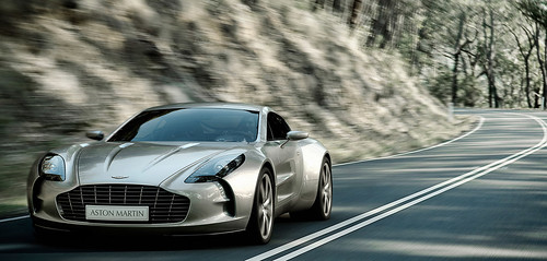 Aston Martin One-77: Auto Exclusivo de 77 Ediciones Limitadas