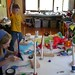 Rocket Painting/ Decoupage