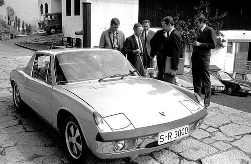 Vw Porsche-914