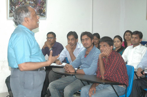 People of Eminence @ IWSB - Prof Srivathsan by Vasu..