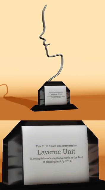 CHIC award