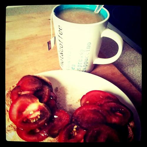 Desayuno revitalizante y vigorizante by rutroncal