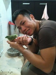 Me Playing with Baby