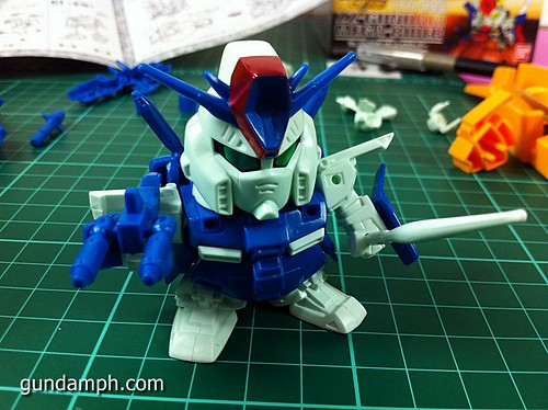 SD ZZ Gundam with Mega Rider (18)