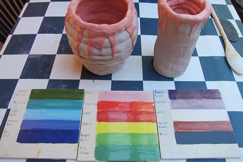Katy's Pots 2011