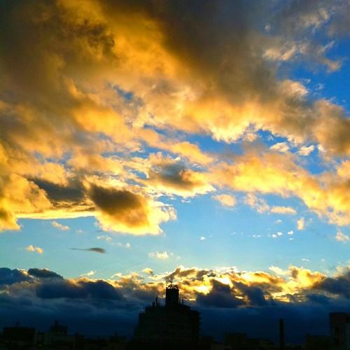 夏の終わり~♪  #夏photo2011