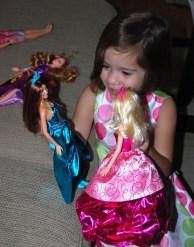 Barbie Princess Charm School party