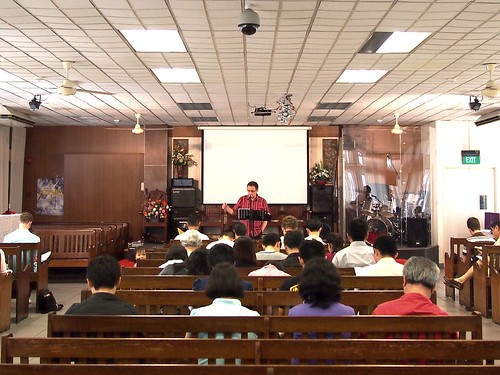 John Woodhouse on Justification by Faith, Thomson Road Baptist Church, Singapore