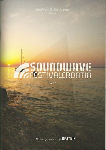 Soundwave Festival Programme
