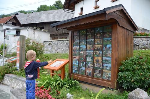 Slowenien: Dovje