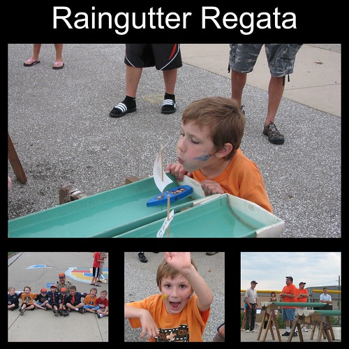 Raingutter Regata