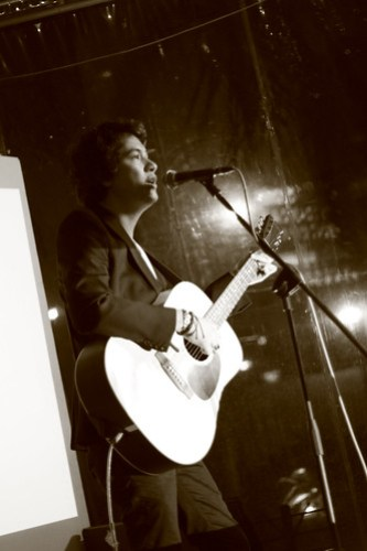 Ely Buendia at Folk U - 4