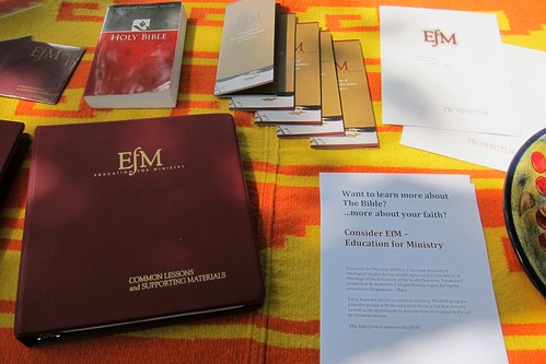 EfM Education for Ministry