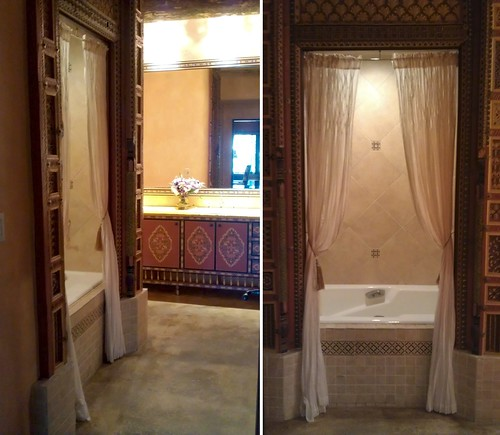 Morocco's First Bathroom.