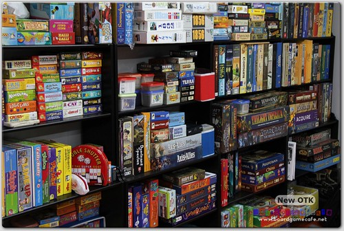 BGC Meetup - Jack208 Boardgame Library