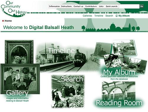 Digital Balsall Heath