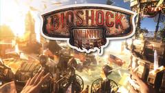 Bioshock Infinite Stickers