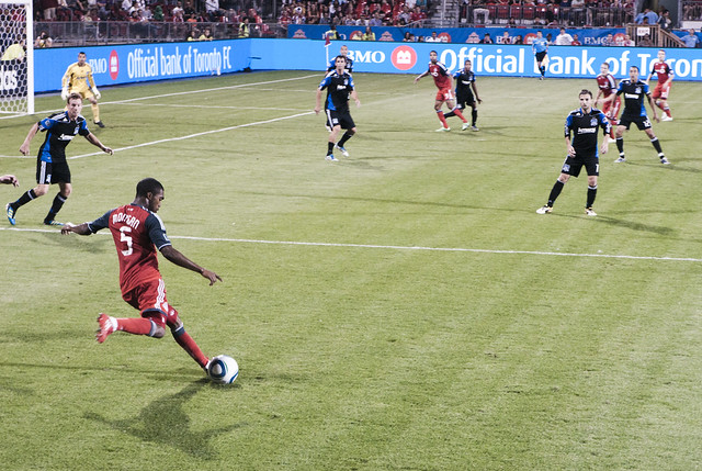 TorontoFC vs SanJose Earthquakes final score: 1-1.