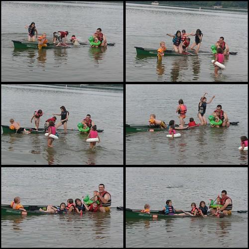 Houston Woods Canoe