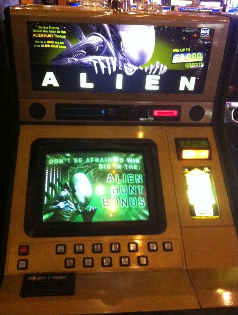 Alien slots 2