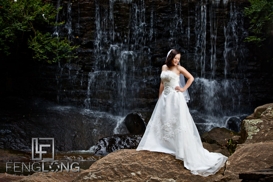 Bridal Glamour Session with Tina | Life University | Marietta Wedding Photographer