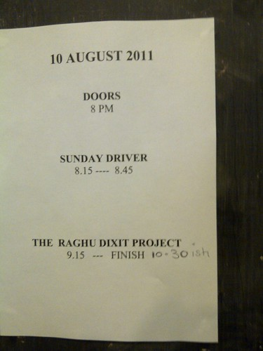 On the bill at Norwich Arts Centre