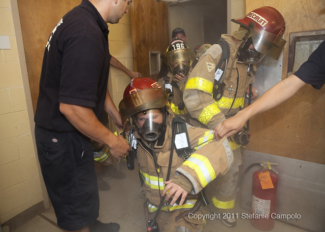 Ocean City Fire Department's Junior Firefighter Program