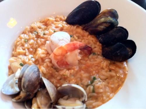 seafood rissoto