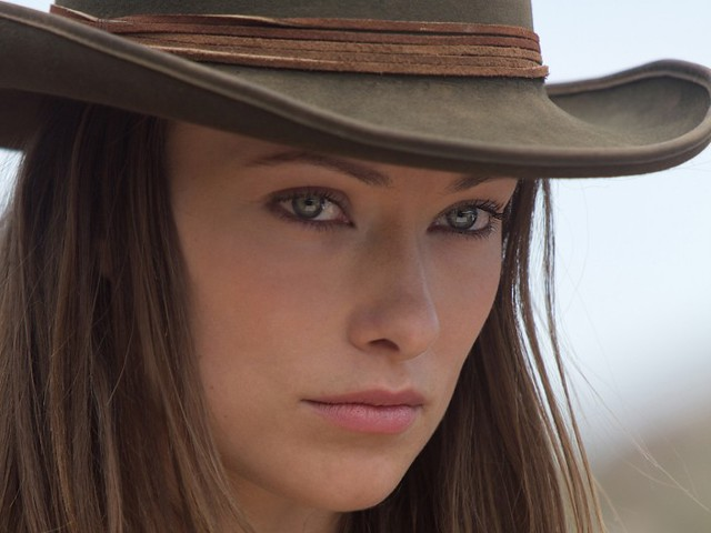 Olivia Wilde in Cowboys & Aliens