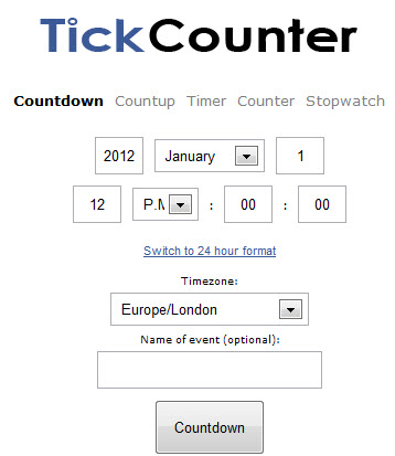 tickcounter