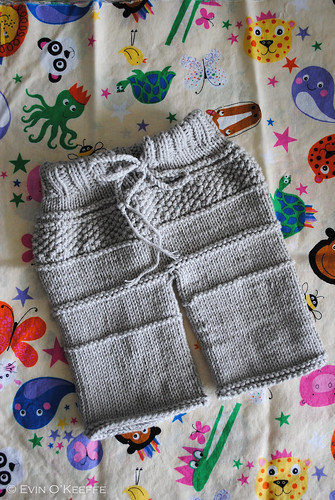 Kanoko Pants for wee Óg