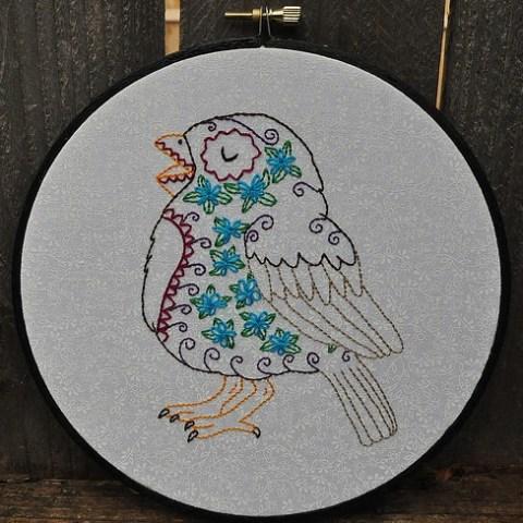 Pulido Bird right