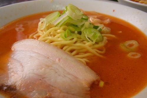 麺屋 田中商店(増毛町)/甘えび味噌ラーメン