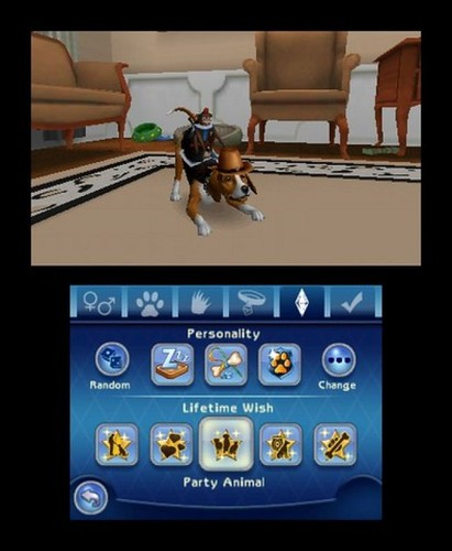 2 New Pets 3DS Pics!