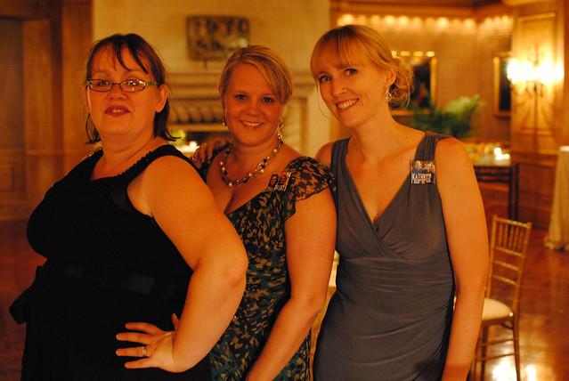 Three Ladies Take One
