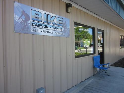 Bike Carson-Tahoe