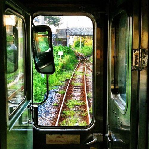 毎日、電車の旅してます。 #iphonography #instagram