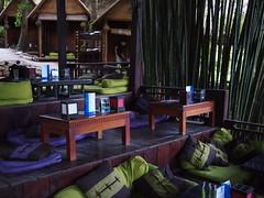 Seating, Dyen Sabai, Luang Prabang
